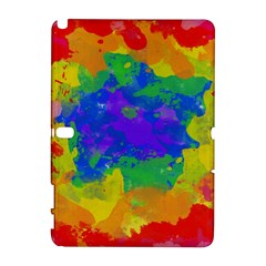 Colorful paint texture     HTC Desire 601 Hardshell Case