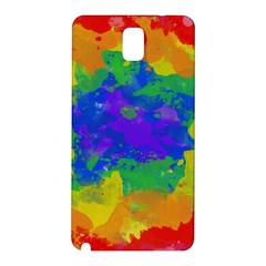 Colorful paint texture     Samsung Galaxy Note 10.1 (P600) Hardshell Case