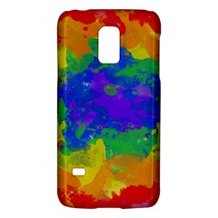 Colorful paint texture     LG Optimus L70 Hardshell Case