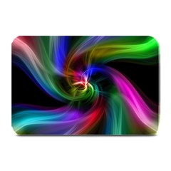 Abstract Art Color Design Lines Plate Mats