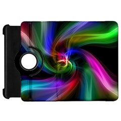 Abstract Art Color Design Lines Kindle Fire HD 7