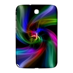 Abstract Art Color Design Lines Samsung Galaxy Note 8 0 N5100 Hardshell Case