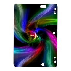Abstract Art Color Design Lines Kindle Fire HDX 8.9  Hardshell Case