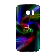 Abstract Art Color Design Lines Galaxy S6 Edge