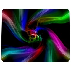 Abstract Art Color Design Lines Jigsaw Puzzle Photo Stand (rectangular)
