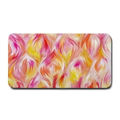 Pretty Painted Pattern Pastel Medium Bar Mats