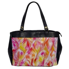 Pretty Painted Pattern Pastel Office Handbags