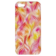 Pretty Painted Pattern Pastel Apple Iphone 5 Hardshell Case