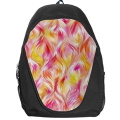 Pretty Painted Pattern Pastel Backpack Bag