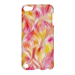 Pretty Painted Pattern Pastel Apple iPod Touch 5 Hardshell Case