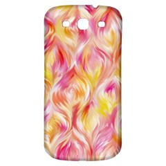Pretty Painted Pattern Pastel Samsung Galaxy S3 S Iii Classic Hardshell Back Case