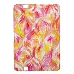 Pretty Painted Pattern Pastel Kindle Fire Hd 8 9