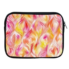 Pretty Painted Pattern Pastel Apple iPad 2/3/4 Zipper Cases