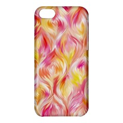 Pretty Painted Pattern Pastel Apple Iphone 5c Hardshell Case