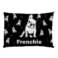 Frenchie Pillow Case (two Sides)