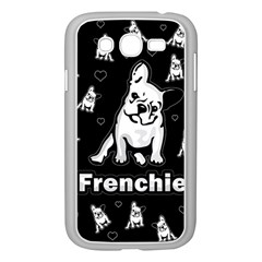 Frenchie Samsung Galaxy Grand DUOS I9082 Case (White)