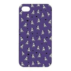 French bulldog Apple iPhone 4/4S Hardshell Case