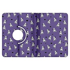 French bulldog Kindle Fire HDX Flip 360 Case