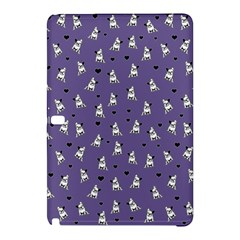 French bulldog Samsung Galaxy Tab Pro 10.1 Hardshell Case