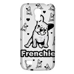 French bulldog Galaxy S4 Mini