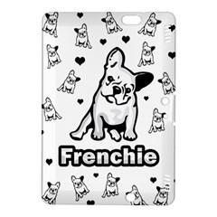 French bulldog Kindle Fire HDX 8.9  Hardshell Case