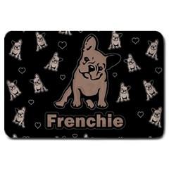 French Bulldog Large Doormat