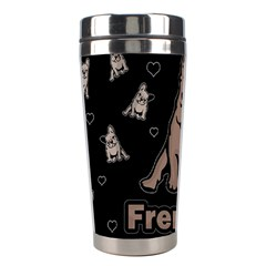 French bulldog Stainless Steel Travel Tumblers