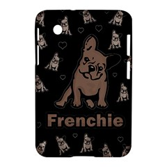 French bulldog Samsung Galaxy Tab 2 (7 ) P3100 Hardshell Case