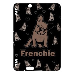 French bulldog Kindle Fire HDX Hardshell Case