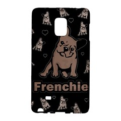 French Bulldog Galaxy Note Edge