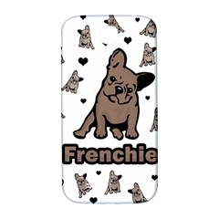 French bulldog Samsung Galaxy S4 I9500/I9505  Hardshell Back Case