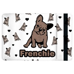 French bulldog iPad Air 2 Flip