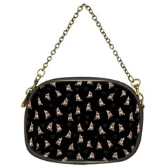 French Bulldog Chain Purses (one Side)