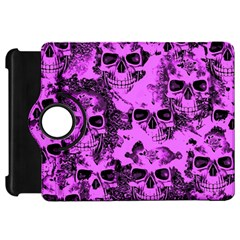 Cloudy Skulls Pink Kindle Fire HD 7