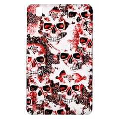 Cloudy Skulls White Red Samsung Galaxy Tab Pro 8.4 Hardshell Case