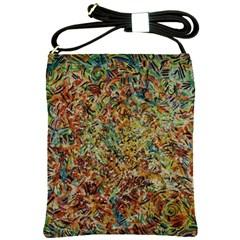 Paint          Shoulder Sling Bag