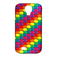 Colorful 3d rectangles     Samsung Galaxy Tab 3 (10.1 ) P5200 Hardshell Case