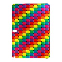 Colorful 3d rectangles     Samsung Galaxy Tab Pro 8.4 Hardshell Case