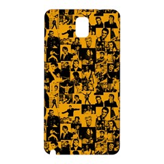 Elvis Presley pattern Samsung Galaxy Note 3 N9005 Hardshell Back Case