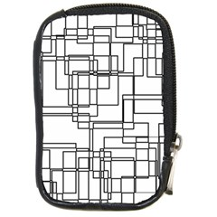 Structure Pattern Network Compact Camera Cases