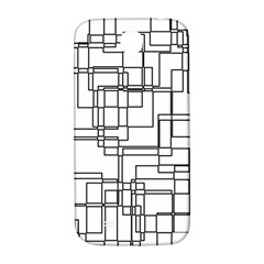 Structure Pattern Network Samsung Galaxy S4 I9500/i9505  Hardshell Back Case