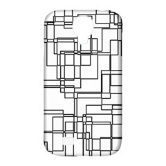 Structure Pattern Network Samsung Galaxy S4 Classic Hardshell Case (pc+silicone)
