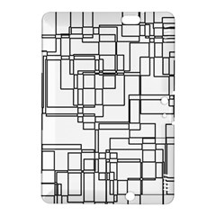 Structure Pattern Network Kindle Fire Hdx 8 9  Hardshell Case