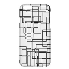 Structure Pattern Network Apple iPhone 6 Plus/6S Plus Hardshell Case
