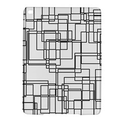 Structure Pattern Network Ipad Air 2 Hardshell Cases