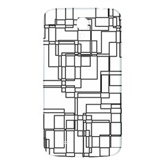 Structure Pattern Network Samsung Galaxy Mega I9200 Hardshell Back Case