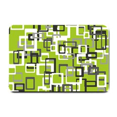 Pattern Abstract Form Four Corner Small Doormat
