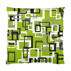 Pattern Abstract Form Four Corner Standard Cushion Case (two Sides)