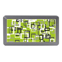 Pattern Abstract Form Four Corner Memory Card Reader (mini)