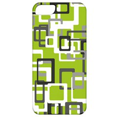 Pattern Abstract Form Four Corner Apple Iphone 5 Classic Hardshell Case
